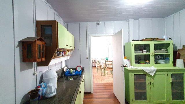 Casa pé na areia  locação de temporada com 4 dormitórios no Perequê - Cód. 73AT - Foto 15