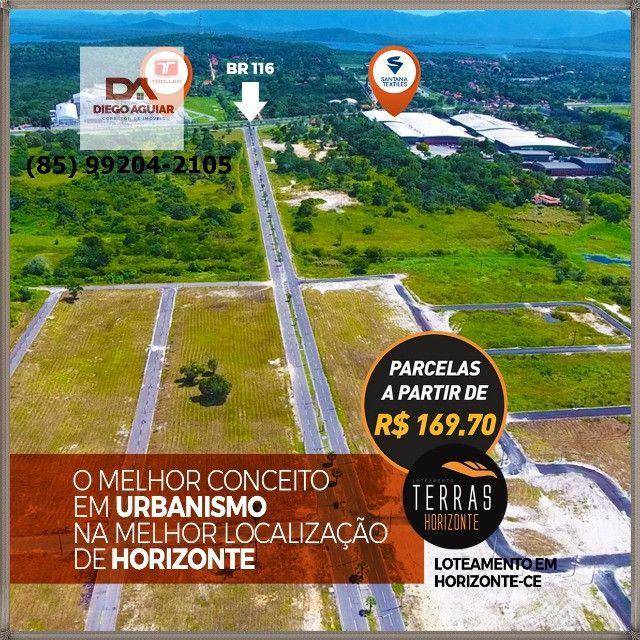 Loteamento Terras Horizonte $%¨&*( - Foto 14