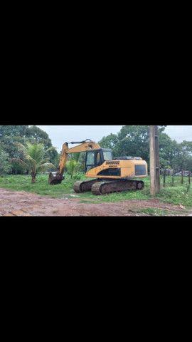 escavadeira 315 DL ano 2008     - Foto 2