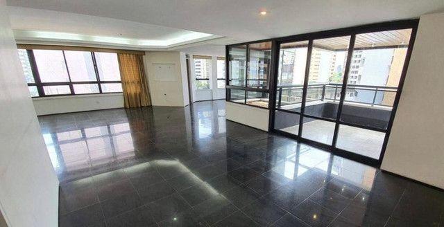 Ed. Alto da Volta, Excelente Apartamento, 270m2, 3 Suítes Amplas, Área de lazer - Foto 8
