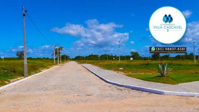 Villa Cascavel 2 no Ceará Lotes (Últimas unidades) !{{{ - Foto 12