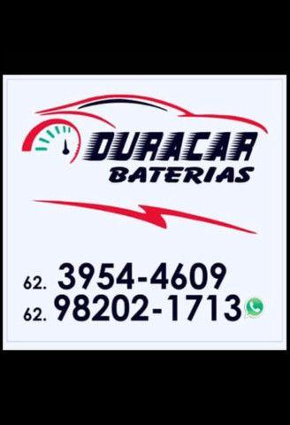 Baterias em promoção, baterias 40ah, bateria 45ah,50 AH,55 ah  - Foto 2