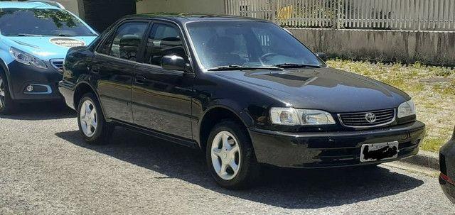 Corolla XEI 2001 - Foto 14