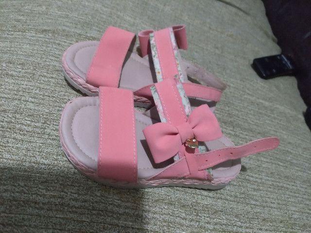 Calçados  número 22 - Foto 4