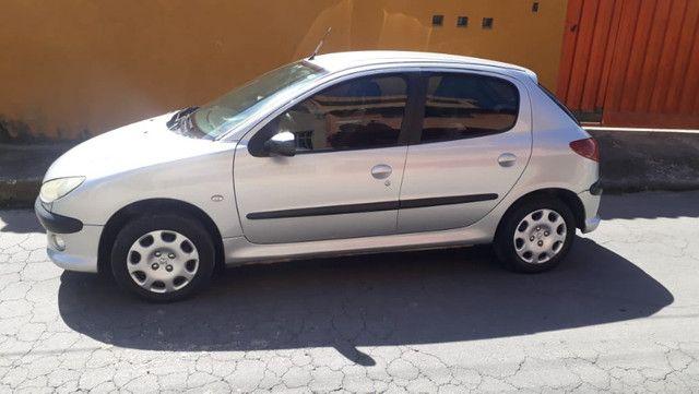 Peugeot 206 1.4 Prata
