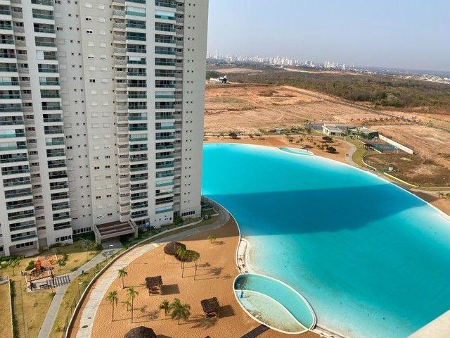 Apartamento no Brasil BEACH de 138 M2 3 suítes c/ Planejados, andar alto sol da manhã. - Foto 16
