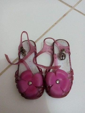 lotinho sandálias De menina  - Foto 3