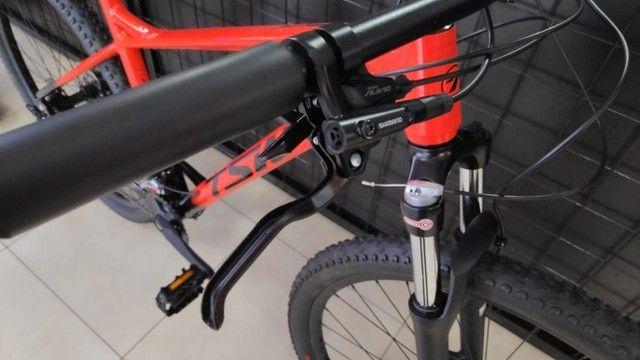 Bicicleta TSW Stamina alumínio aro 29 shimano alivio 2x9v - Foto 5