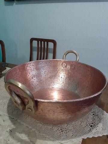 Vendo Tacho de cobre  - Foto 2