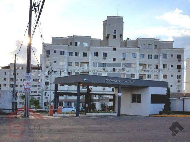 Residencial Spazio Classique, região São Francisco, com 02 dormitórios todo mobiliado acei