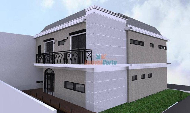 Casa à venda, 383 m² por R$ 2.200.000,00 - Campo Comprido - Curitiba/PR - Foto 7
