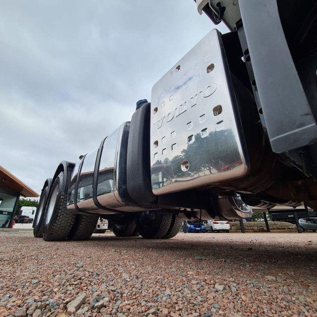 Volvo Fh460 Ishift Globetrotter 6x2 2015 - Especial Edition - Foto 11