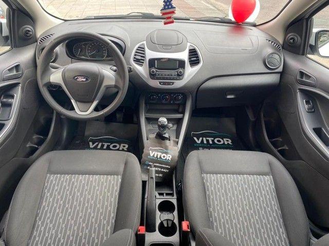 Ka 1.0 SE/SE Plus TiVCT hatch Flex 5p 2019 - único dono com 39 mil km  - Foto 4