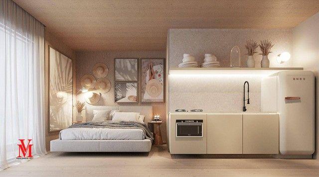 Apartamento com 1 dormitório à venda, 22 m² por R$ 239.900,00 - Bessa - João Pessoa/PB - Foto 20