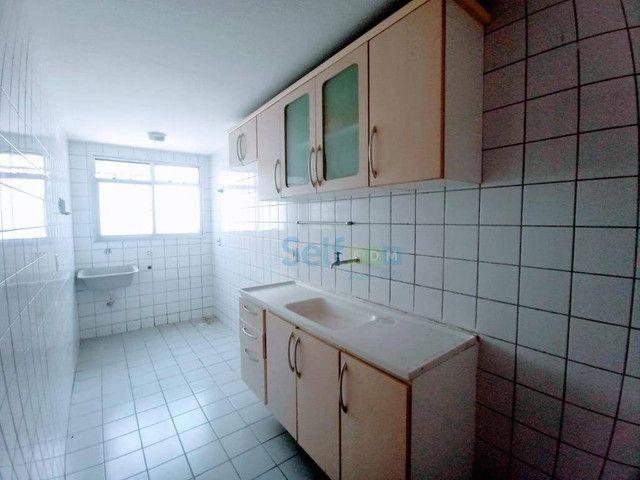 Apartamento com 2 dormitórios para alugar, 60 m² - Barreto - Niterói/RJ - Foto 8
