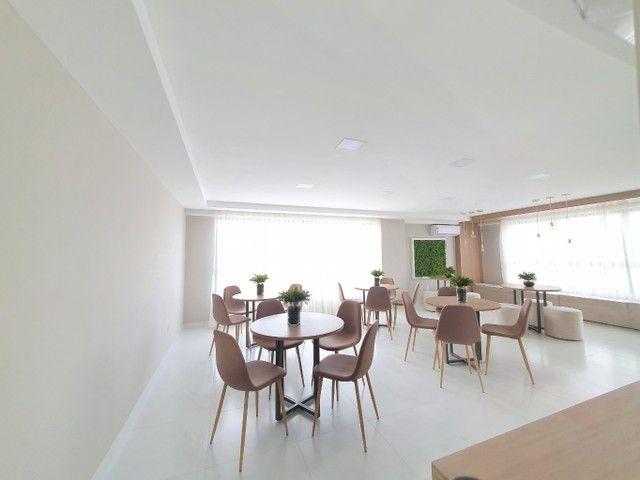 Apartamento novo para venda com 74m² com 3 quartos em Aeroclube - João Pessoa - Paraíba - Foto 3