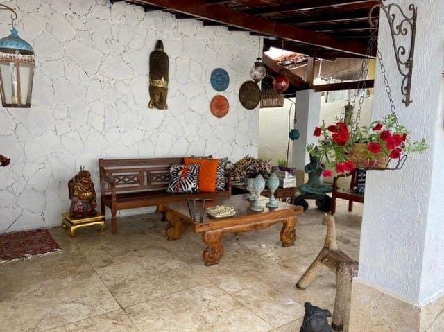 Casa de condomínio Mobiliada Priscila Dutra 4/4 Villas do Atlântico Lauro de Freitas