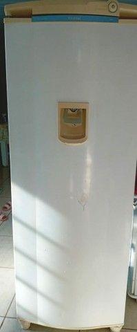 Geladeira  consul 380lt, com degelo seco,  - Foto 2
