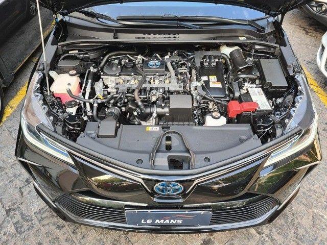 Toyota Corolla Altis Premium Hybrid, Blindado 3A, Apenas 11 mil km, Impecavel - Foto 16