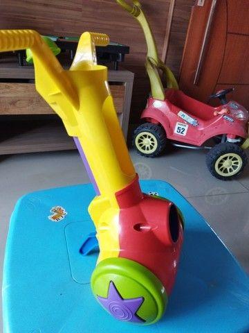Carro infantil speed +brinquedo - Foto 5