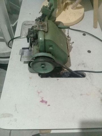 Máquina overlook industrial seminova  - Foto 4