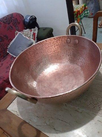 Vendo Tacho de cobre  - Foto 4