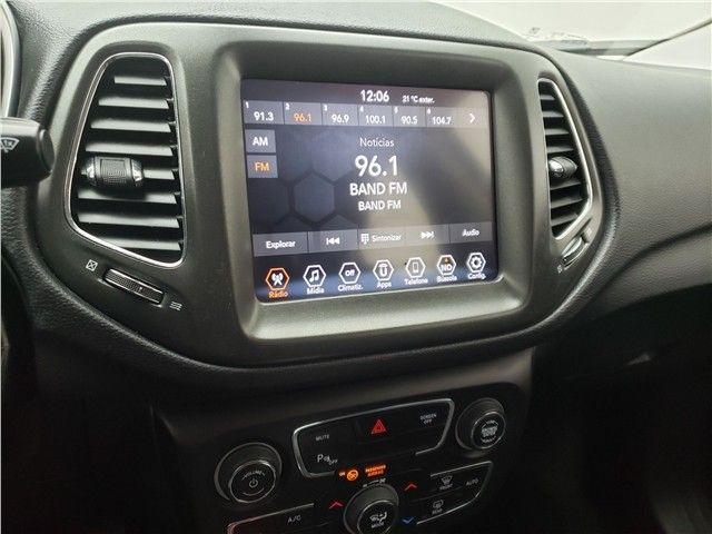 Jeep Compass 2019 2.0 16v flex longitude automático - Foto 15