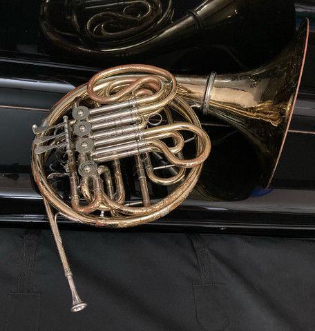 Trompa Yamaha Custon  - Foto 4