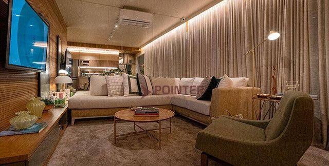 Apartamento com 3 dormitórios à venda, 83 m² por R$ 560.000,00 - Setor Oeste - Goiânia/GO - Foto 5