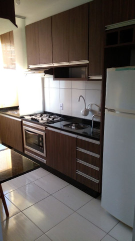 Apartamento mobiliado para alugar
