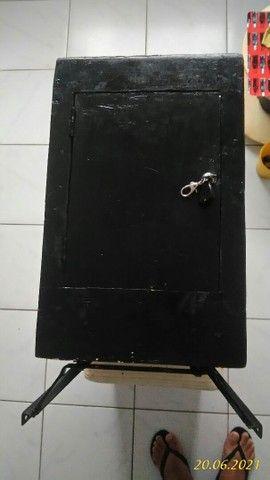 Caixa de som p/ moto 200R$ - Foto 2