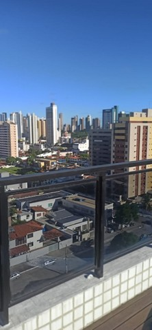 Apartamento em Manaíra com 3 quartos,  piscina e segurança na portaria. Pronto para morar - Foto 7