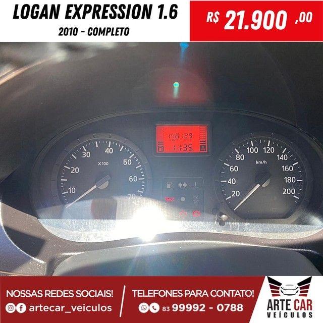 Logan Expression 1.6 8 v completo 2010!! - Foto 6