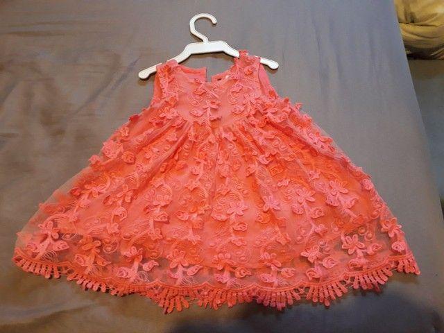 Vendo Vestido Infantil - Foto 2