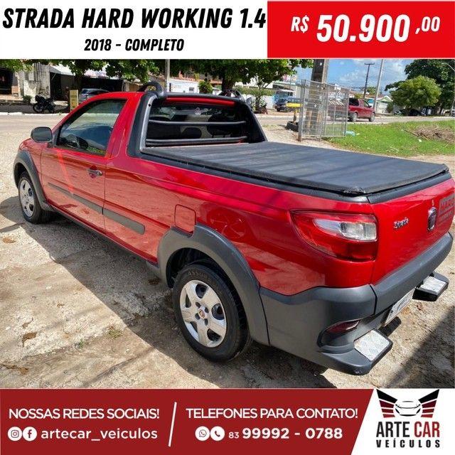 Strada hard working 1.4 completo 2018!! - Foto 7
