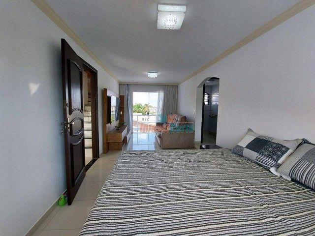 Casa com 5 dormitórios sendo 2 suíte à venda, 500 m² por R$ 1.485.000 - Campo Comprido - C - Foto 5