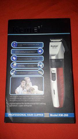 Máquina de acabamento de corte cabelo - Foto 2