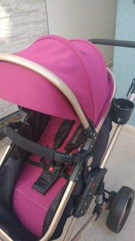 Carrinho de bebê Moisés Confortável - Foto 3