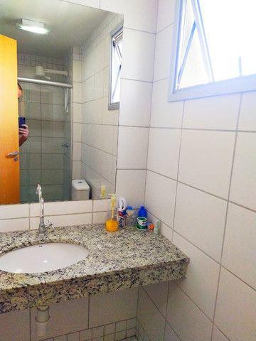 Apartamento de 2 quartos 1 suite Mobiliado  Negrão de lima  - Foto 10