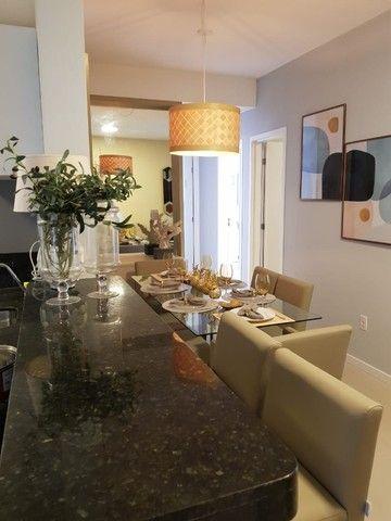 Apartamentos de 2 e 3 quartos na Cohama, elevador e acabamento no porcelanato.  - Foto 14