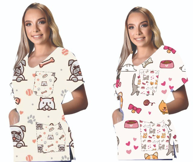 Pijamas, Batas, Tocas e Badanas - Foto 6