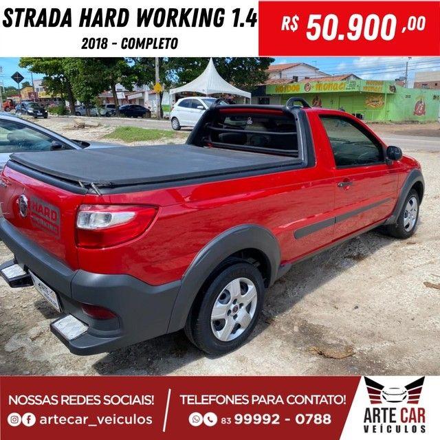 Strada hard working 1.4 completo 2018!! - Foto 8