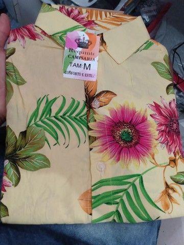 Camisas Viscoses - Foto 2