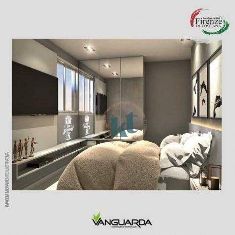 Apartamento com 1 dormitório à venda, 33 m² por R$ 195.000,00 - Jardim Oceania - João Pess - Foto 3