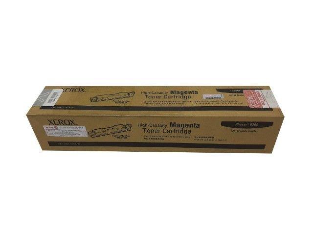 Toner Xerox 6300 / 106R01083 Magenta Original Novo