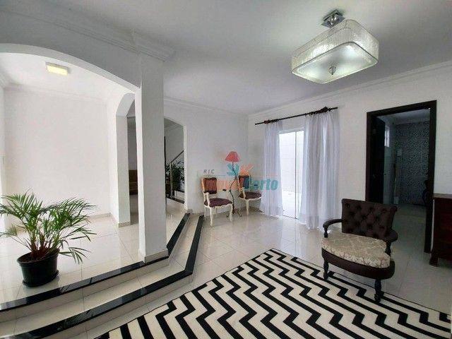 Casa com 5 dormitórios sendo 2 suíte à venda, 500 m² por R$ 1.485.000 - Campo Comprido - C - Foto 3