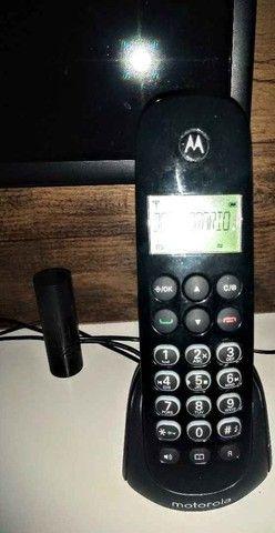 Telefone sem fio da Motorola  - Foto 2
