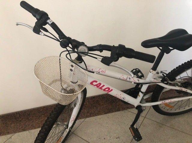 Bicicleta - Caloi Ceci Aro 21 - Foto 2