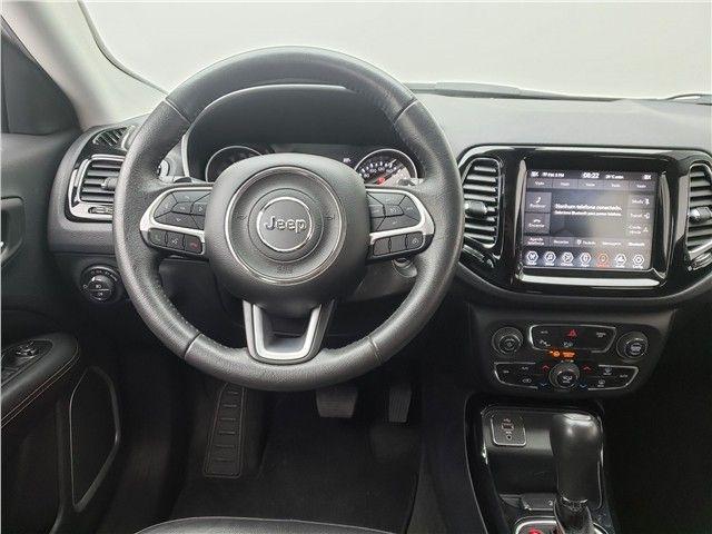 Jeep Compass 2019 2.0 16v flex limited automático - Foto 13