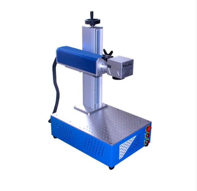 Máquina de Gravação a Laser Fiber Galvanométrica Desktopa partir de  R$ 30.439,50 - Foto 3